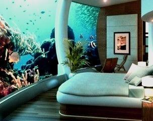 Bedroom Aquarium, Seattle, Washington