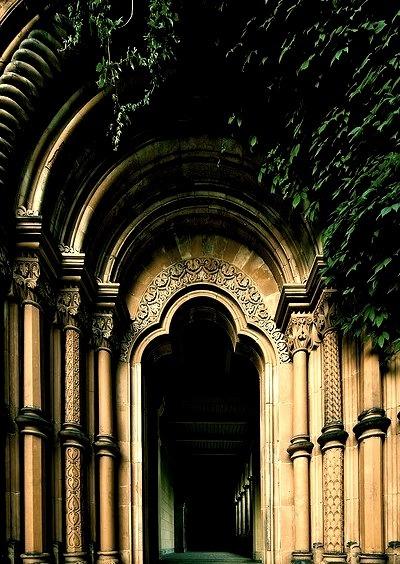 Ornate Portal, Potsdam, Germany