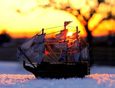 Snow Sailing, Great Britain