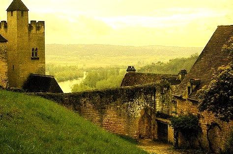 Ancient Castle Grounds, Beynac-et-Cazenac, France