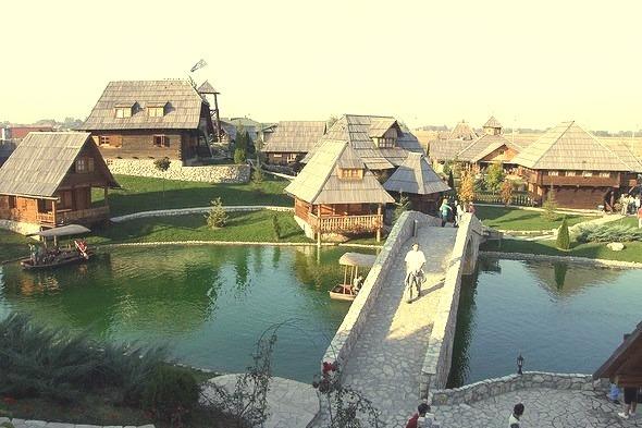 by Damir Smoljan on Flickr.Ethno village in Bijeljina, Bosnia & Herzegovina.