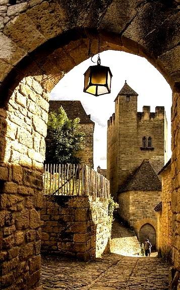 Les plus beaux villages de France, Beynac-et-Cazenac, Dordogne, France