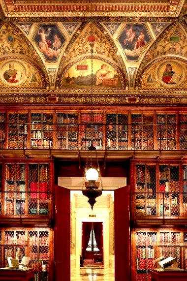 Pierpont Morgan Library, New York City
