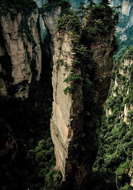Split Pinnacle, Hunnan, China