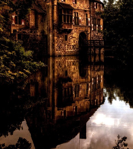 River Castle, North Rhine Westphalia, Germany