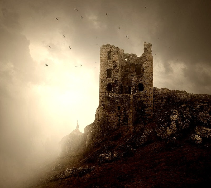 Medieval Castle, Poland