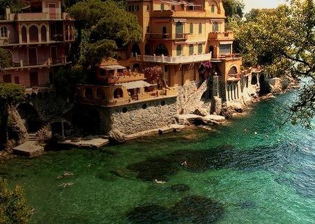 Seaside Homes, Portofino, Italy
