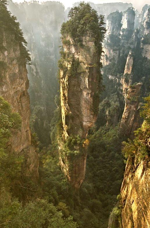 Zhangjiajie National Park, Hunan