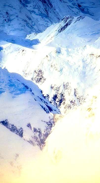 Mt. Denali/Mt. McKinley, Alaska