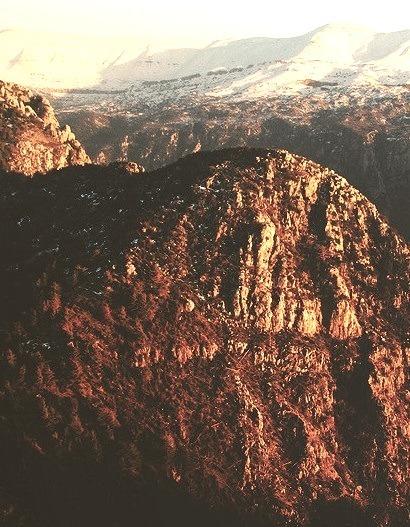 Adonis Valley, Lebanon