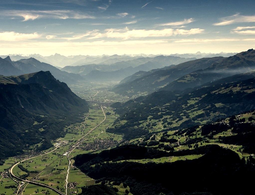 Churfirsten / Switzerland