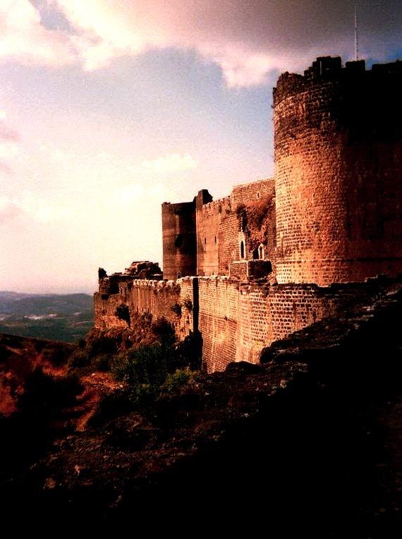 Marqab Fortress / Syria